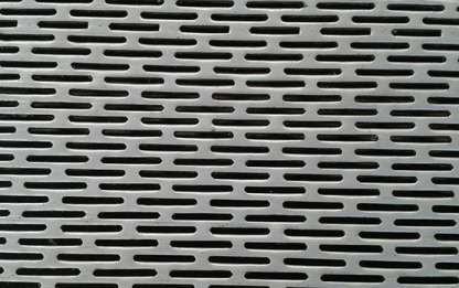 冲孔网生锈防护常识