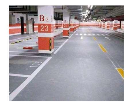 老的小区能否进行小区停车位施划