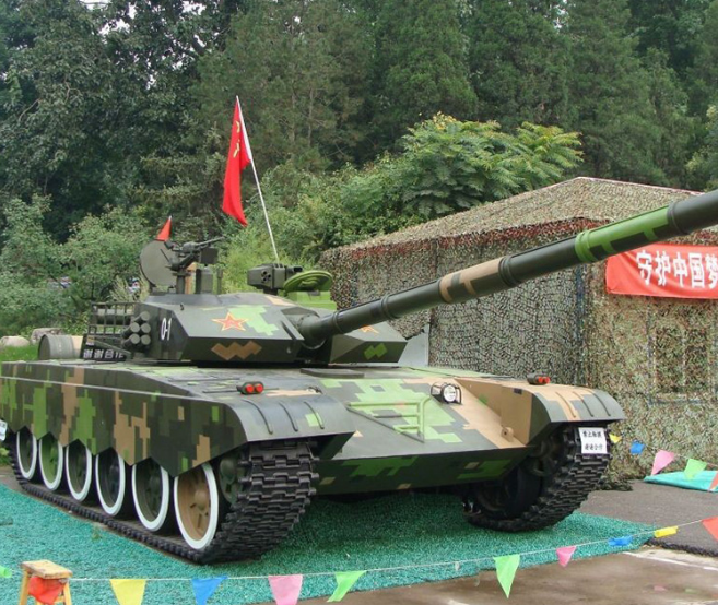 坦克模型的应用范围
