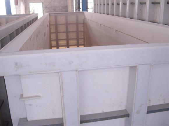 PPH酸洗槽厂家告诉你什么叫PPH材料