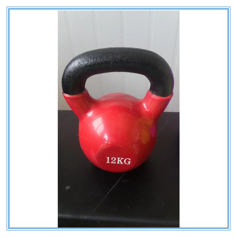 浸塑壶铃(公斤制)