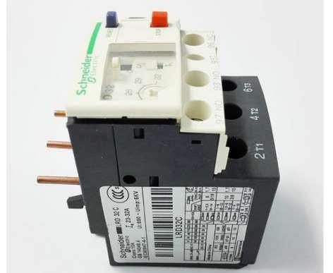 施耐德继电器选型有哪些方式