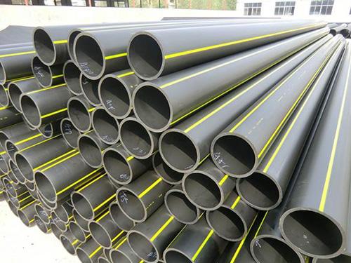 PE管材生产厂家探讨PE管道运用有什么