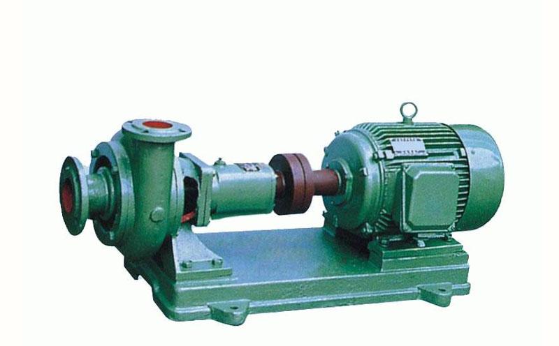 提高了污水泵的密封性稳定性和承载力