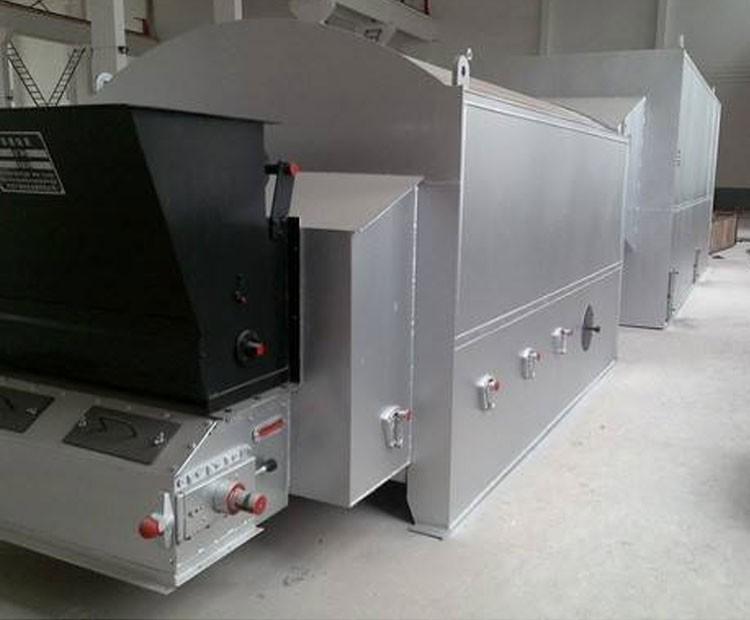GMF系列燃煤高溫熱風爐