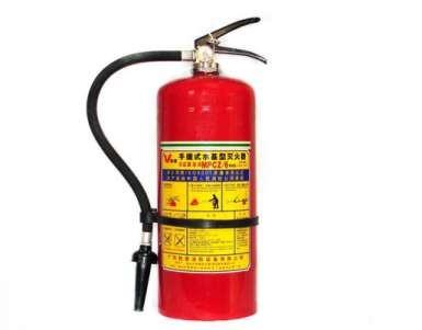 消防器材的灭火类有哪些