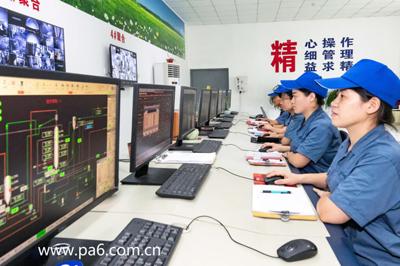 """海阳科技控股公司获""""环保示范性企业""""称号"""