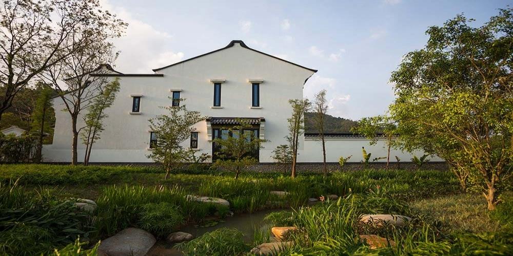 惠州汤泉度假村景观设计