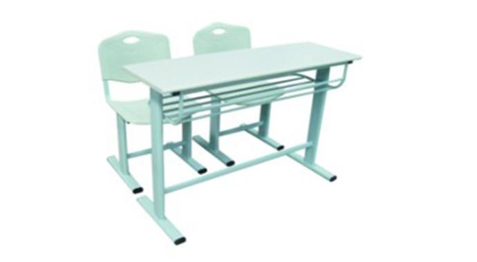 双座课桌学校家具