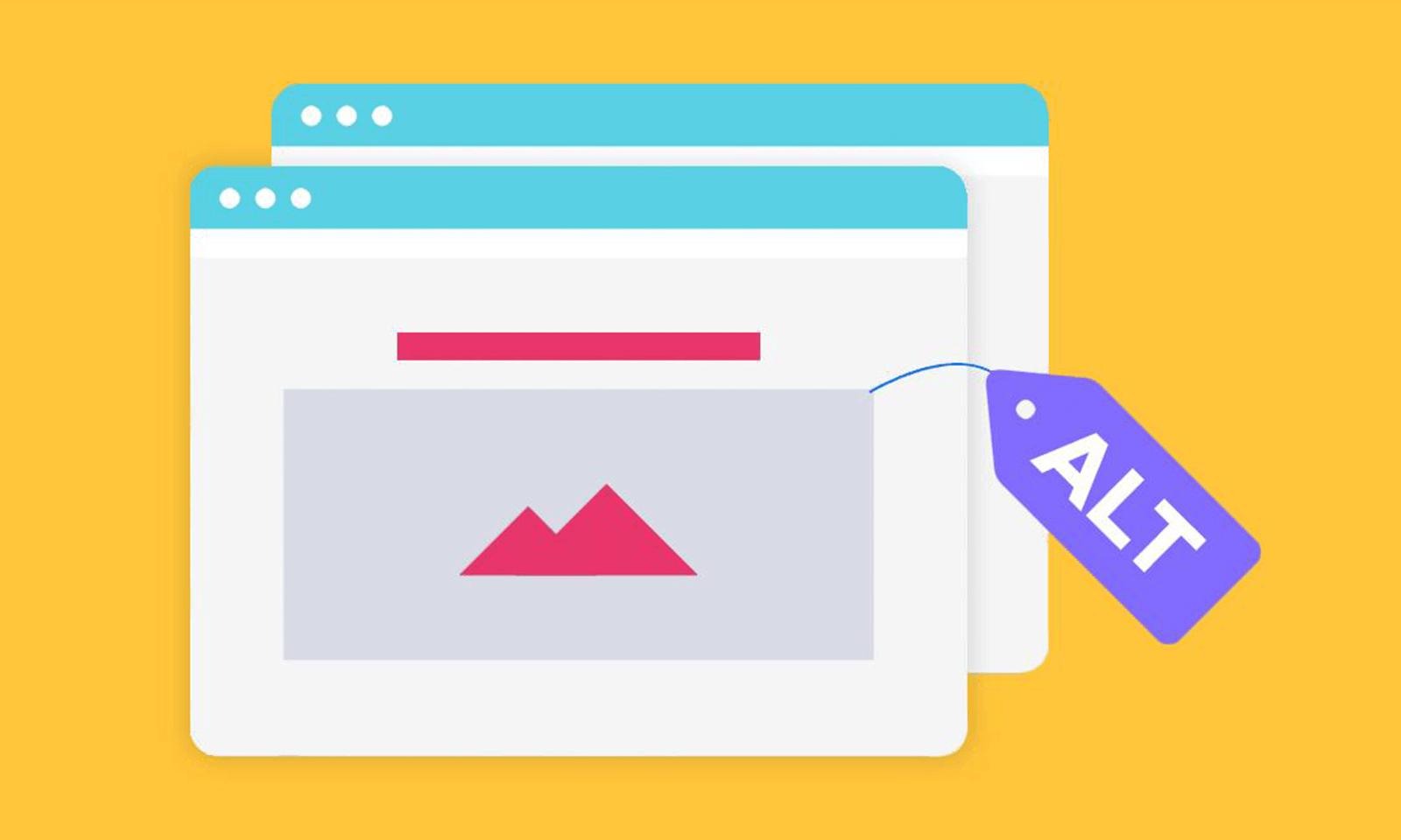 什么是图片Alt Text 及图片ALT属性优化技巧