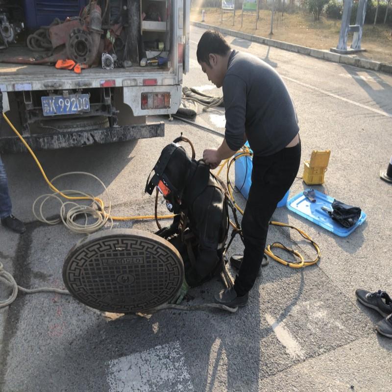 泰州市政管道疏通的7大步骤