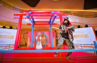 中南大明宫城市展厅开放提案