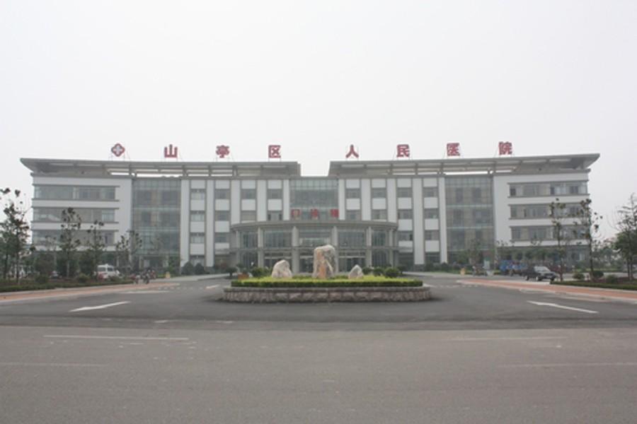医院办公楼施工案例