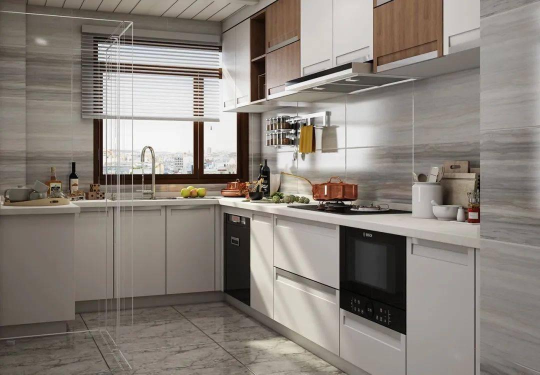 苏州烤漆加工:烤漆厨房,轻奢精致、超时尚!