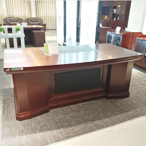 大班台办公家具特点及制作设计相关知识