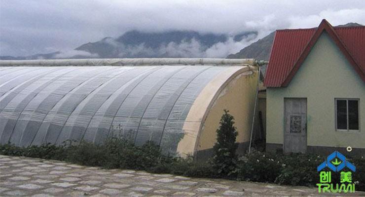 养老式日光温室
