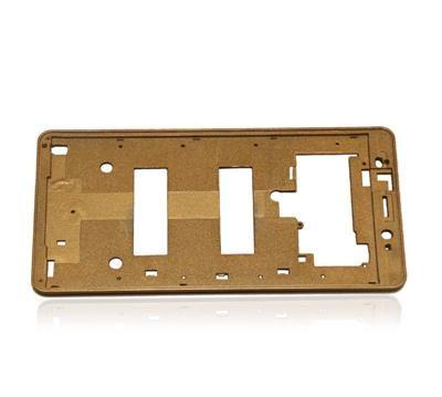 锌合金压铸件 智能手机中板