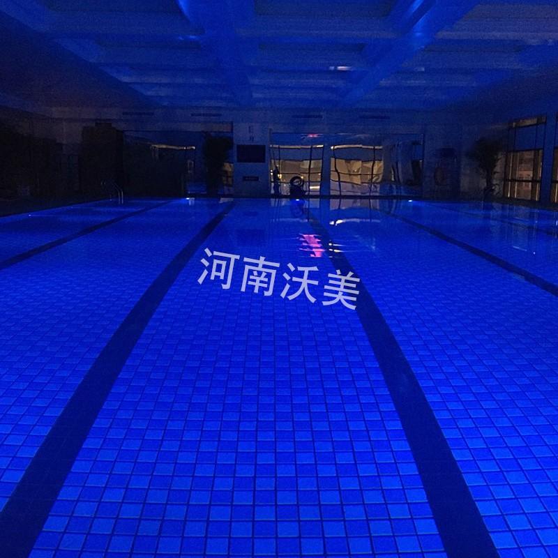 酒店泳池案例