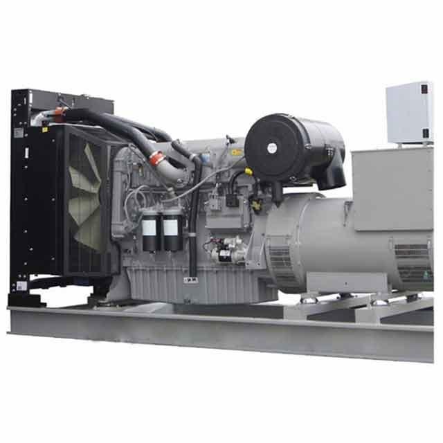 500KW珀金斯柴油发电机组扇片