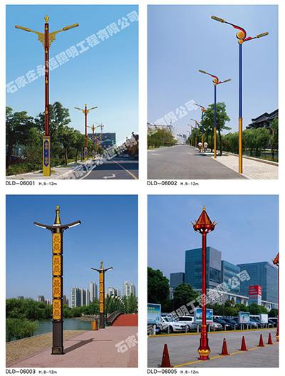 乡村道路灯生产厂家对你说路灯灯头的操作方法和路灯灯头的功效