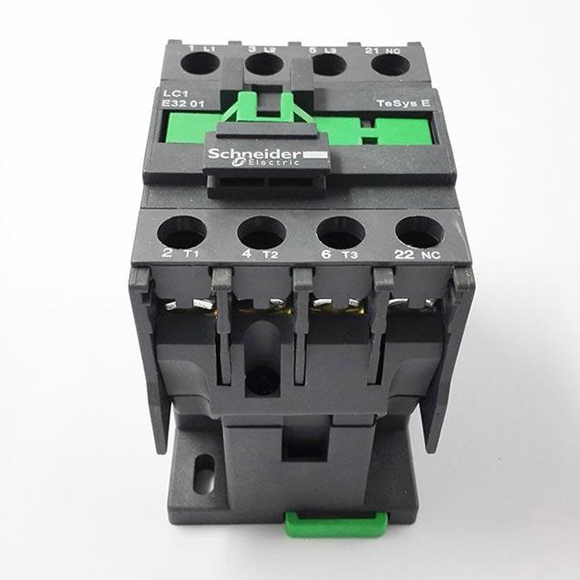 施耐德LC1-E3201交流接触器