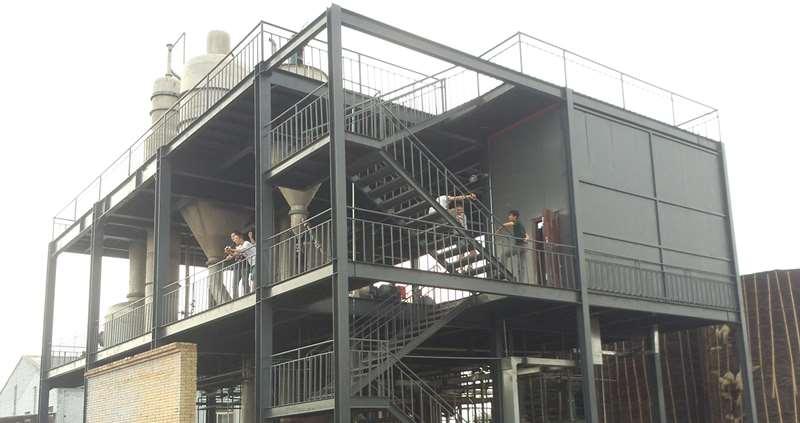MVR蒸发器厂家机器设备具备什么特点?