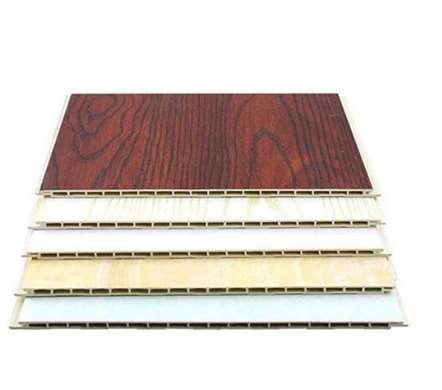 芜湖竹木纤维护墙板可以这样来安装