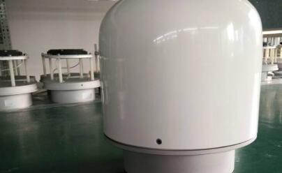 玻璃钢球形天线罩