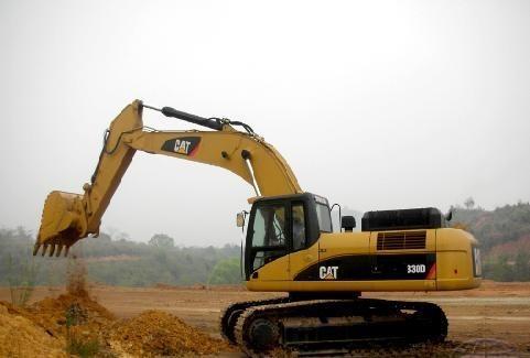挖掘机驾驶综合班