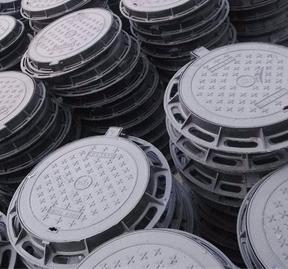 球墨铸铁井盖技术改进