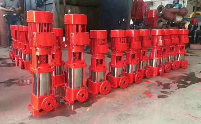 消防泵在什么时候可以不设置备用泵