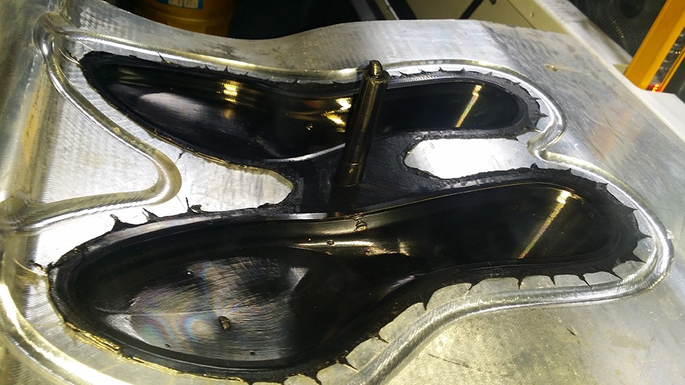 橡胶鞋底机都有哪些优势特点呢?