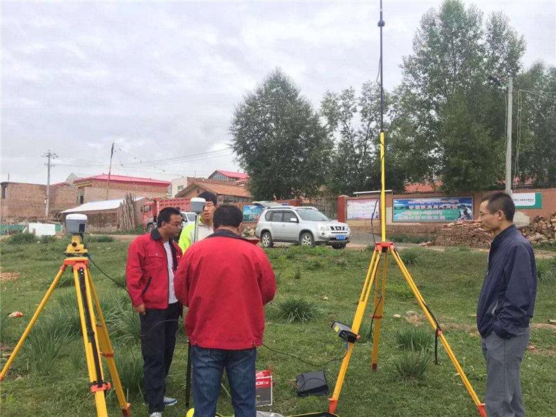 测量仪器使用案例