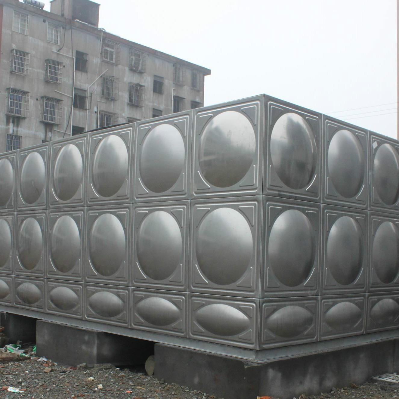 石家庄不锈钢消防保温水箱