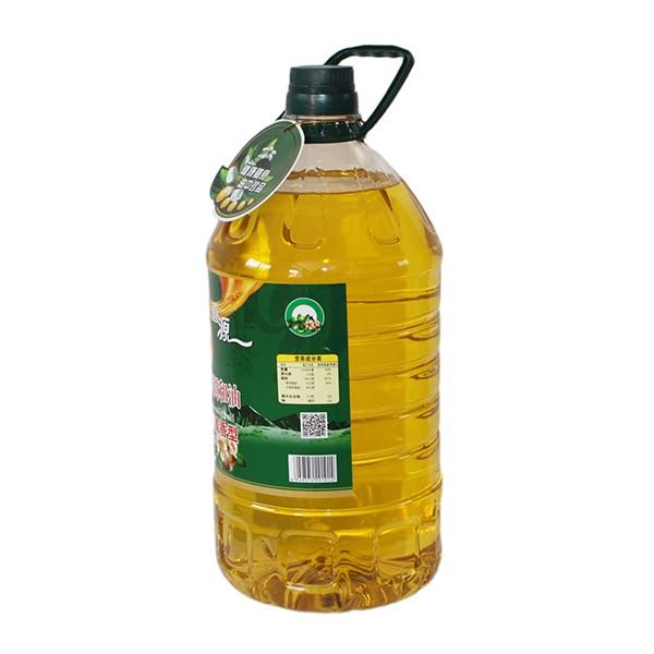 食用植物调和油橄榄山茶清香型 5L