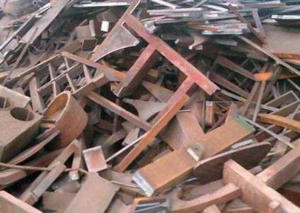 镜湖废铁回收完成低污染提升价值