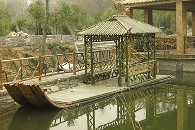 安徽竹筏厂家