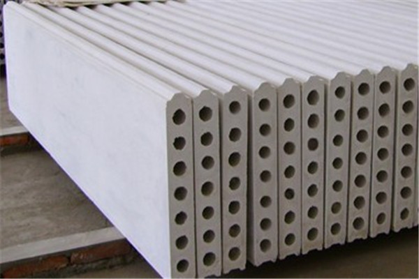 轻质隔墙板重量比较轻能够缓解工程建筑载重