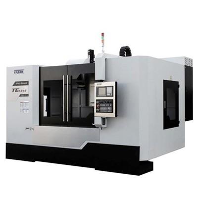 TE-1260四轴数控立式加工中心