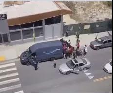 美国暴乱升级!Fedex/UPS/亚马逊被抢,提柜、转运和派送货物受影响!