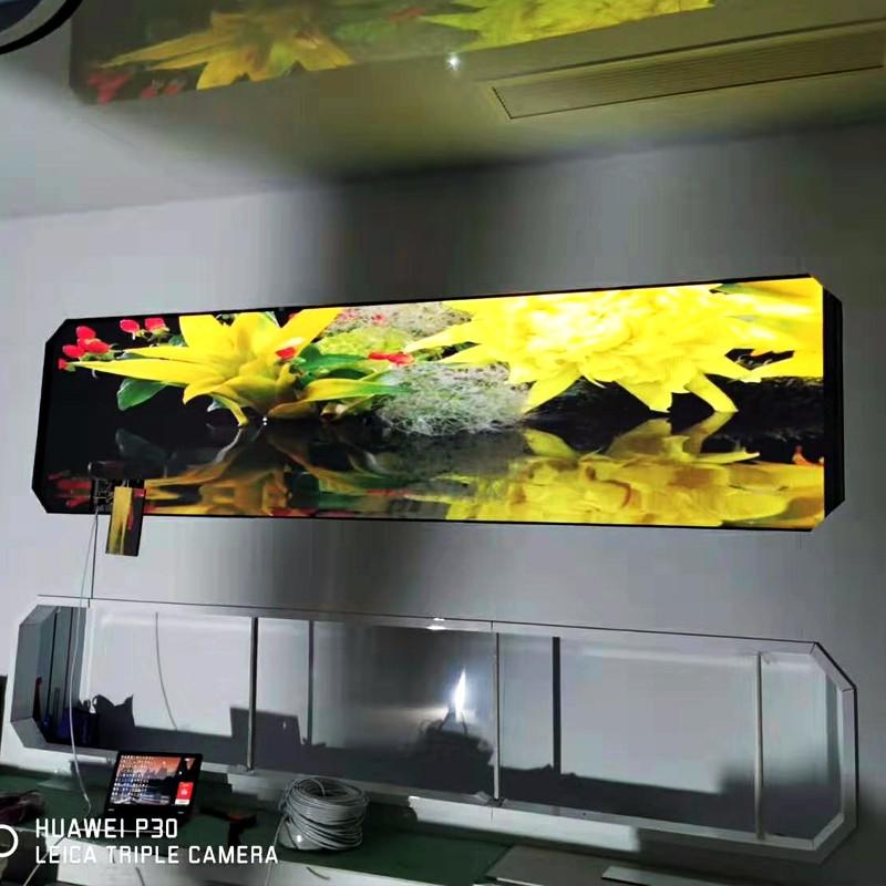 设计安装LED室内外全彩屏