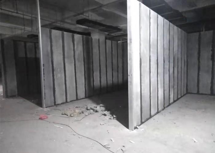 轻质隔墙板是一种新型的建材内墙体材料