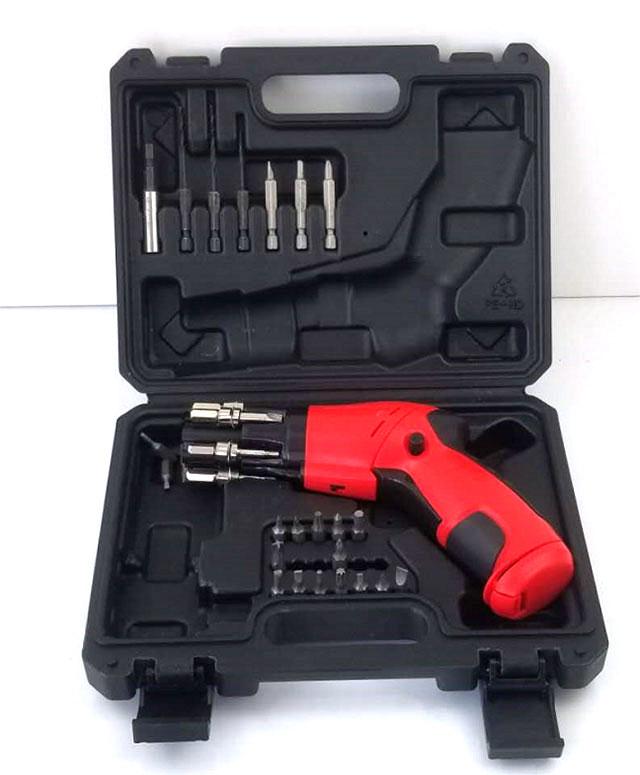 電動工具工具箱
