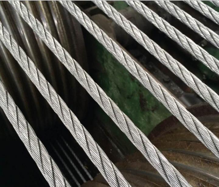 钢丝绳为什么要定期润滑