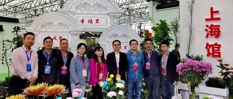 上海新优苗木花卉品种亮相2021中国▪合肥苗木花卉交易大会