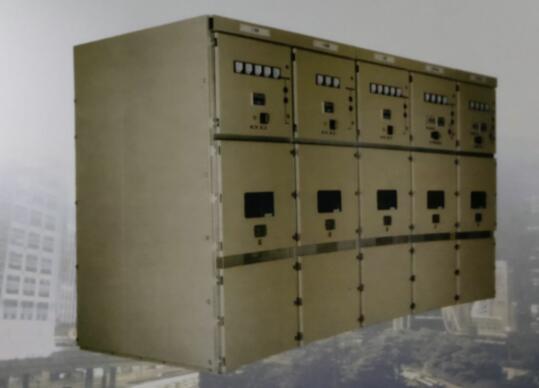 KYN28-12型金属铠装移开式开关设备