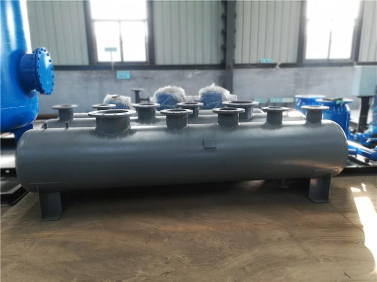 分集水器生产商是如何调节家庭地暖分集水器的呢